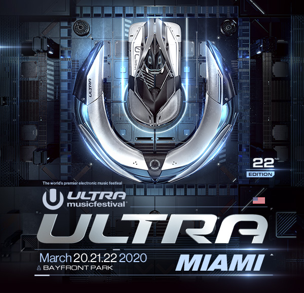 Limited tickets for #Ultra2020 will be available for purchase Tuesday, August 6th