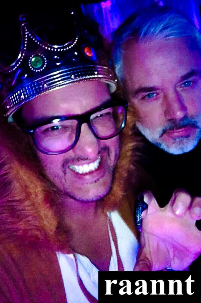 Peter Monn & Alex Paredes