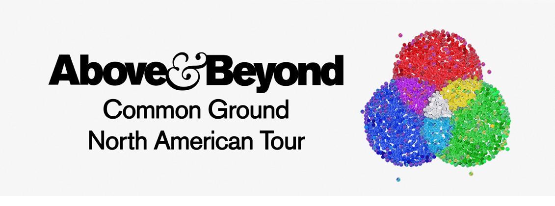 Above & Beyond 'Common Ground' tour