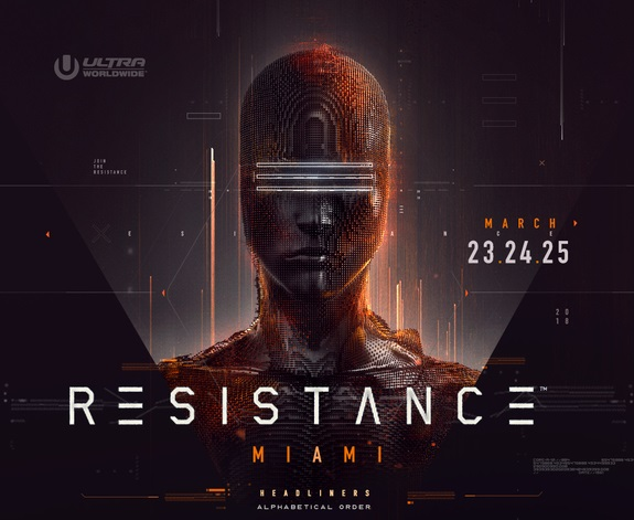 RESISTANCE takes place at Ultra Music Festival which is an 18+ event during Miami Music Week on March 23, 24 and 25, 2018. General Admission and VIP tickets are currently on sale at ultramusicfestival.com priced at $379.95 and $1,499.95 respectively, but the festival is 90% sold out so act now before it's too late. Early Bird and Payment Plan tickets have now sold out. For further details and ticket information, head to ultramusicfestival.com. For more information on all RESISTANCE events, visit resistancemusic.com.