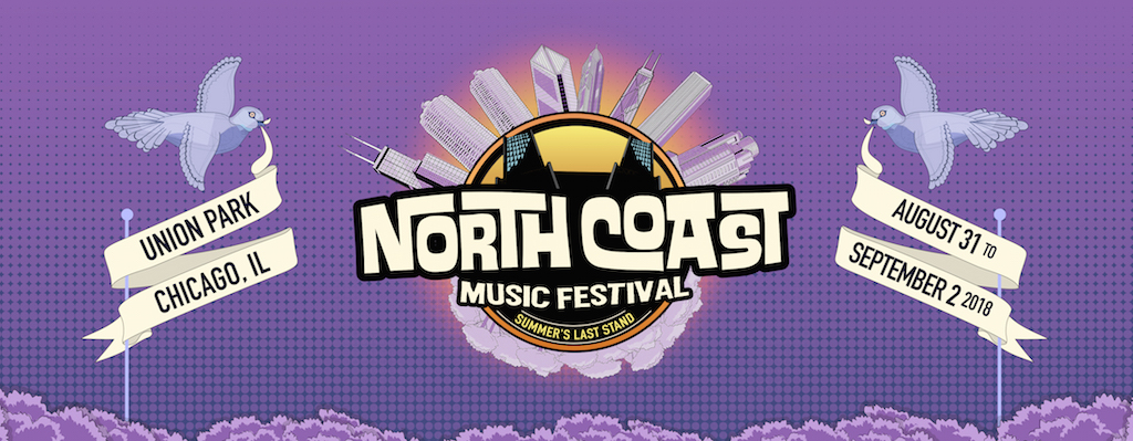 North Coast Music Festival has announced the full lineup for its ninth edition, returning to Union Park in Chicago, Illinois on August 31 through September 2, 2018. The fully immersive three-day festival will welcome Coasties to experience and discover dance music, hip-hop and rock-bands across four curated stages.