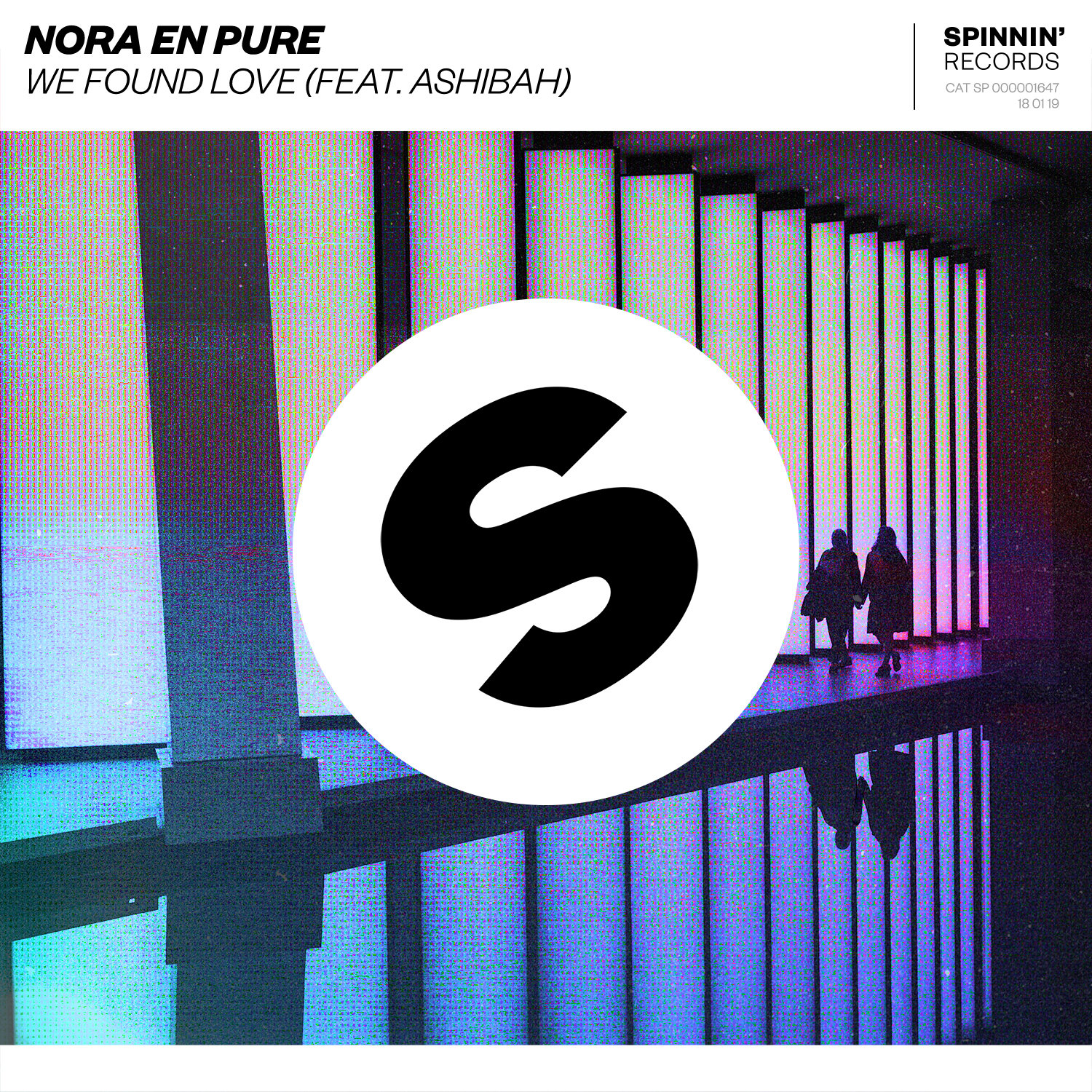 NORA EN PURE STUNS WITH 'WE FOUND LOVE' FT. ASHIBAH OUT NOW VIA SPINNIN' RECORDS