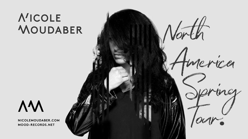 Nicole Moudaber Announces 15 Date North America Spring 2019 Tour With stops at Coachella, Ultra Music Festival's Resistance, SXM Festival, first ever open-to-close San Francisco show, and more!